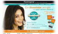 Neutrogena - Ein Stressfaktor weniger