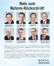 INSM - Nein zum Reformrückschritt